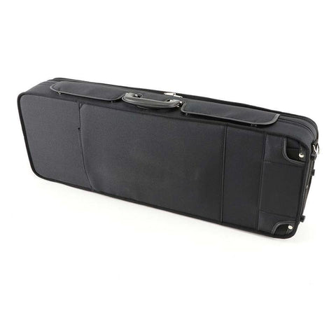 Image of Jakob Winter Handmade Oblong Viola Case Red