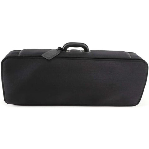Handmade Exclusive Oblong Viola Case Black/Sand Interior