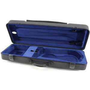 Jakob Winter Greenline Classic Oblong Viola Case Grey/Black