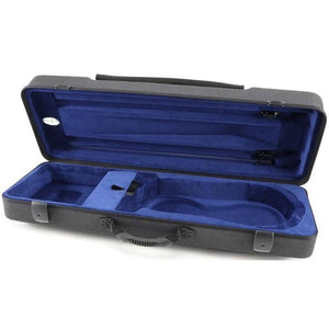 Jakob Winter Greenline Classic Oblong Viola Case Grey/Petrol