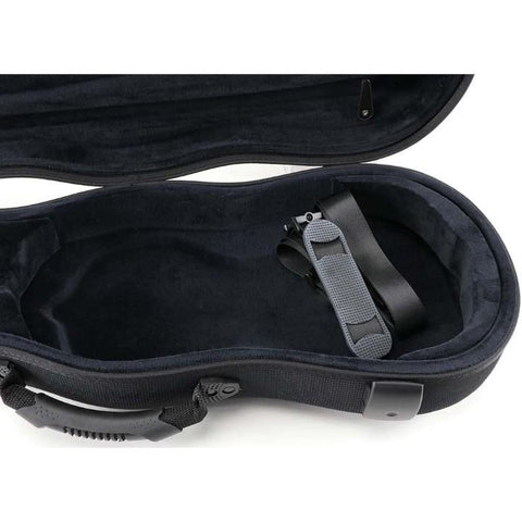 Greenline Classic Shaped Viola Case Black