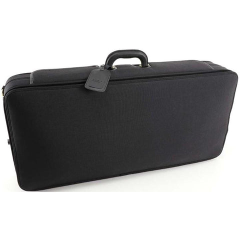 Viola Varo and Violin Case Black/Red Interior