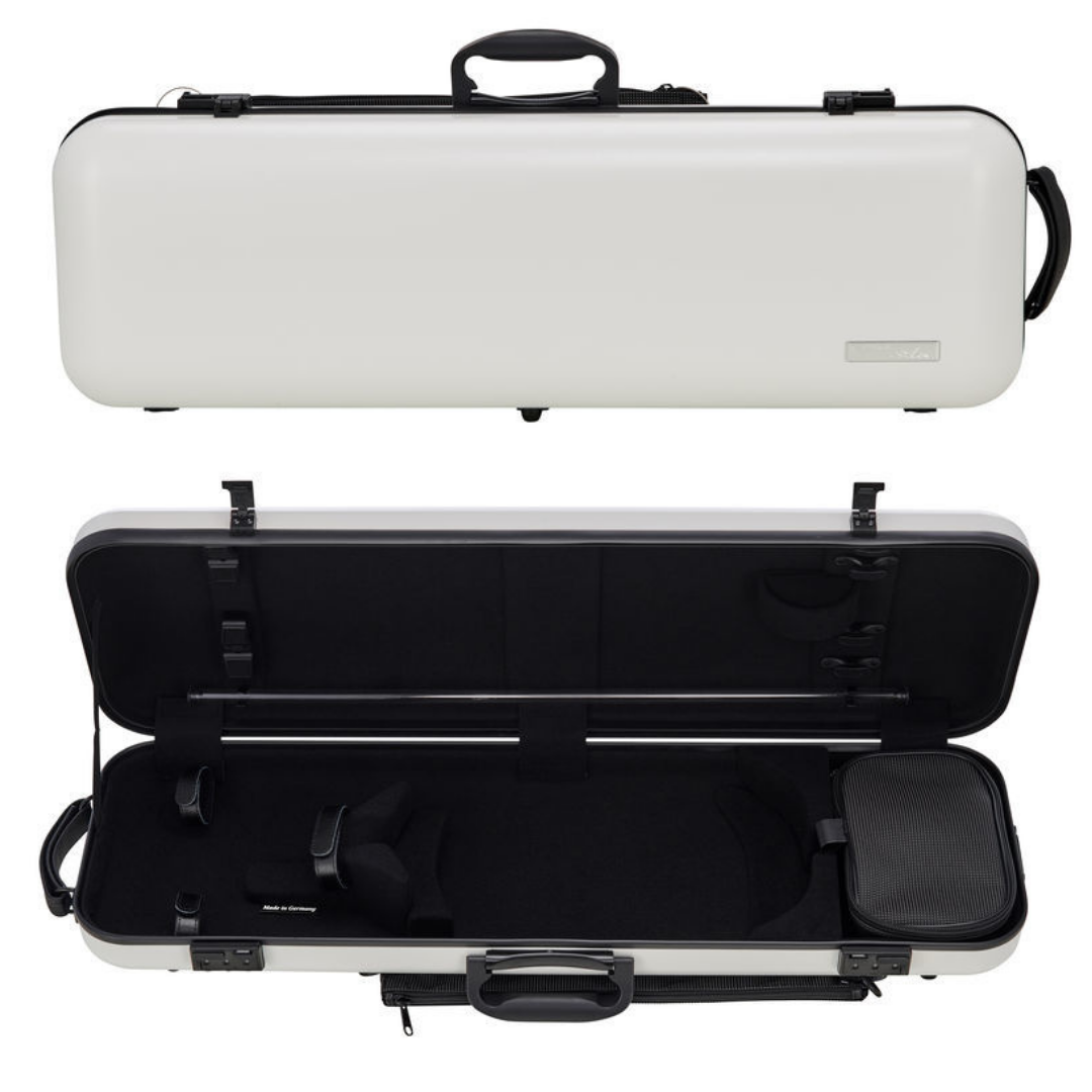 Gewa Air 2.1 Violin Case Matte White