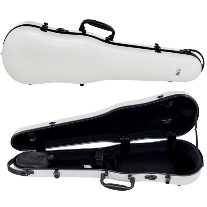 Gewa Pure 1.8 White Violin Case