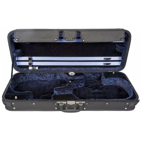 gewa double violin case