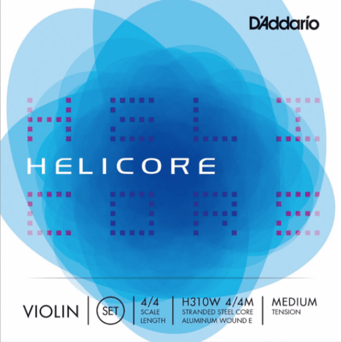 Helicore Violin Strings
