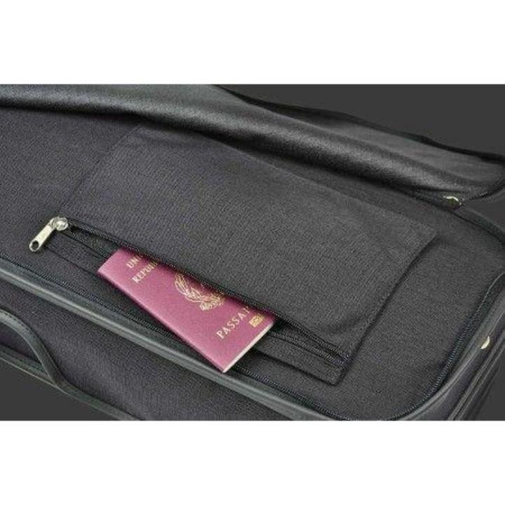 Negri Venezia Blue Violin Case