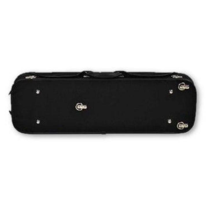 Negri Venezia Blue Oblong Violin Case - Back