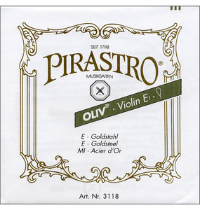 Pirastro Oliv Series Violin Strings
