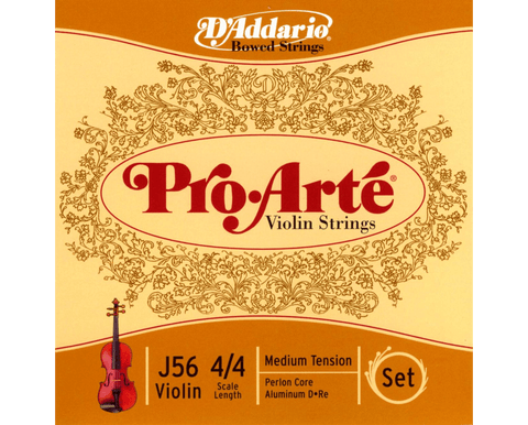 Image of D'Addario Pro-Arte Violin String Set 4/4 size