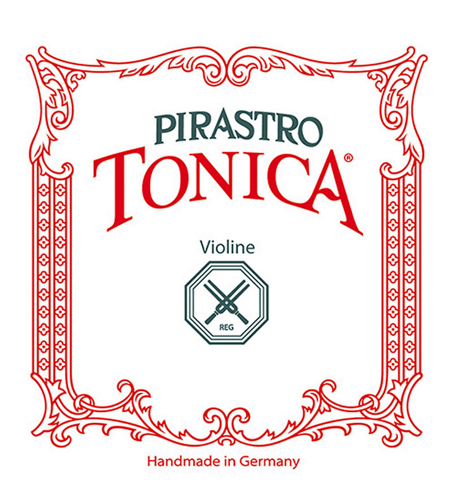 Pirastro Tonica Series Violin Strings