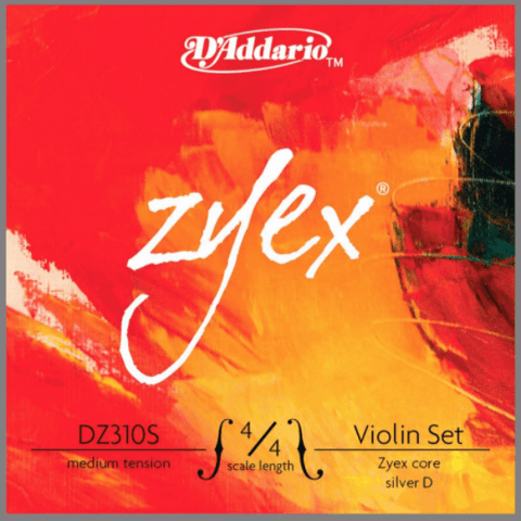 Image of D'Addario Zyex Series Violin Strings