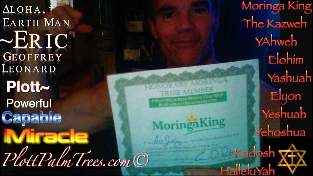 PART 2: ☼.π) IAN Jacklin★ ∆nd Eric Plott †ᴴᴰ Unveiled MoringaSOP™ Box Natural Cancer Cure (PART 1 ALSO)† PLOTTPALMTREES.COM