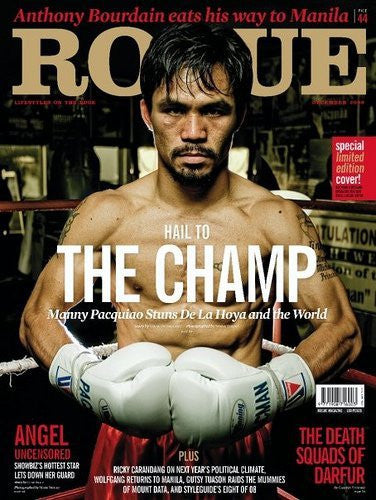 "Moringa is professional boxer Manny ""Pacman"" Pacquiao's source of strength"