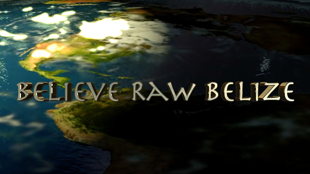 "VLOG: Belieze ""Believe Raw Belize"" Mini-Documentary"