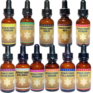 O.R.M.E. Monatomic Gold & Other Elements that are Safe, Edible, and Super Healthy