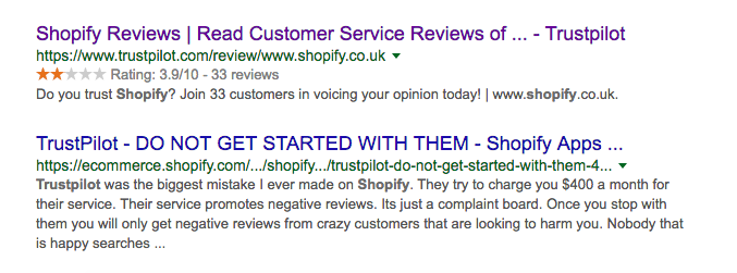 Shopify Reviews: WORST eCommerce Site Ever