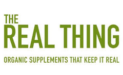 Real True Organic Wholefood Supplements that KEEP IT REAL!