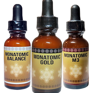 #1 TOP 3 SELLERS PACKAGE: Monatomic O.R.m.E (Ormus)