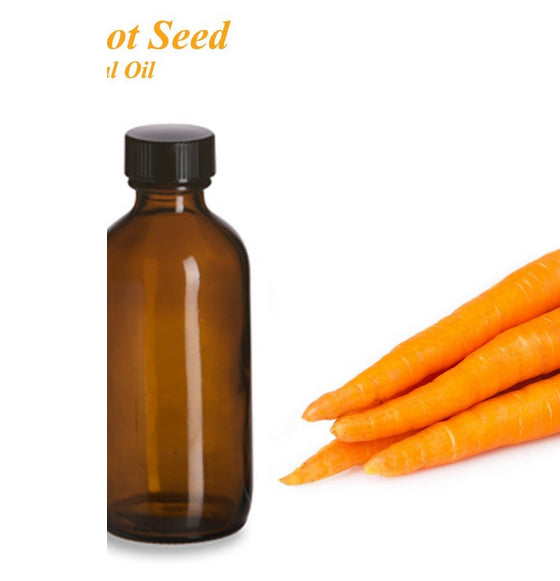 how to use carrot seed oil