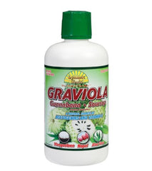 Dynamic Health, Graviola Guanabana-Soursop Extract Superfruit Juice Blend 32 oz
