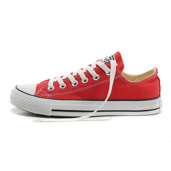 Original New Arrival 2016 Converse Low top classic Canvas skateboarding shoes Unisex sneakser