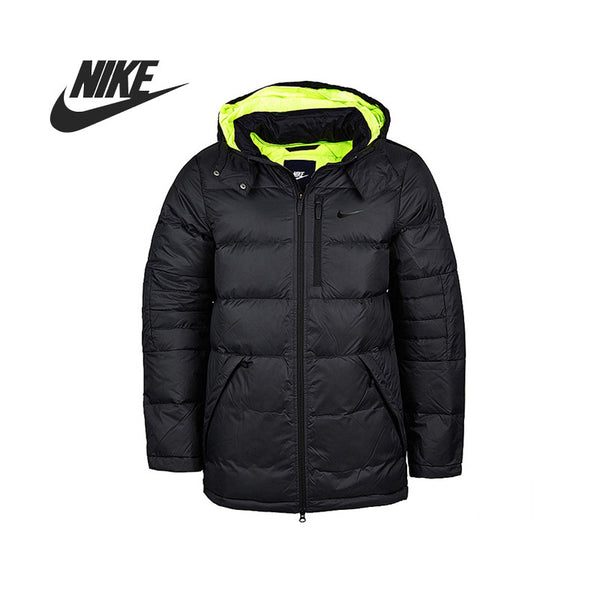 Original   Nike men's Down coat 614684-010 Hoodie jacket sportswear