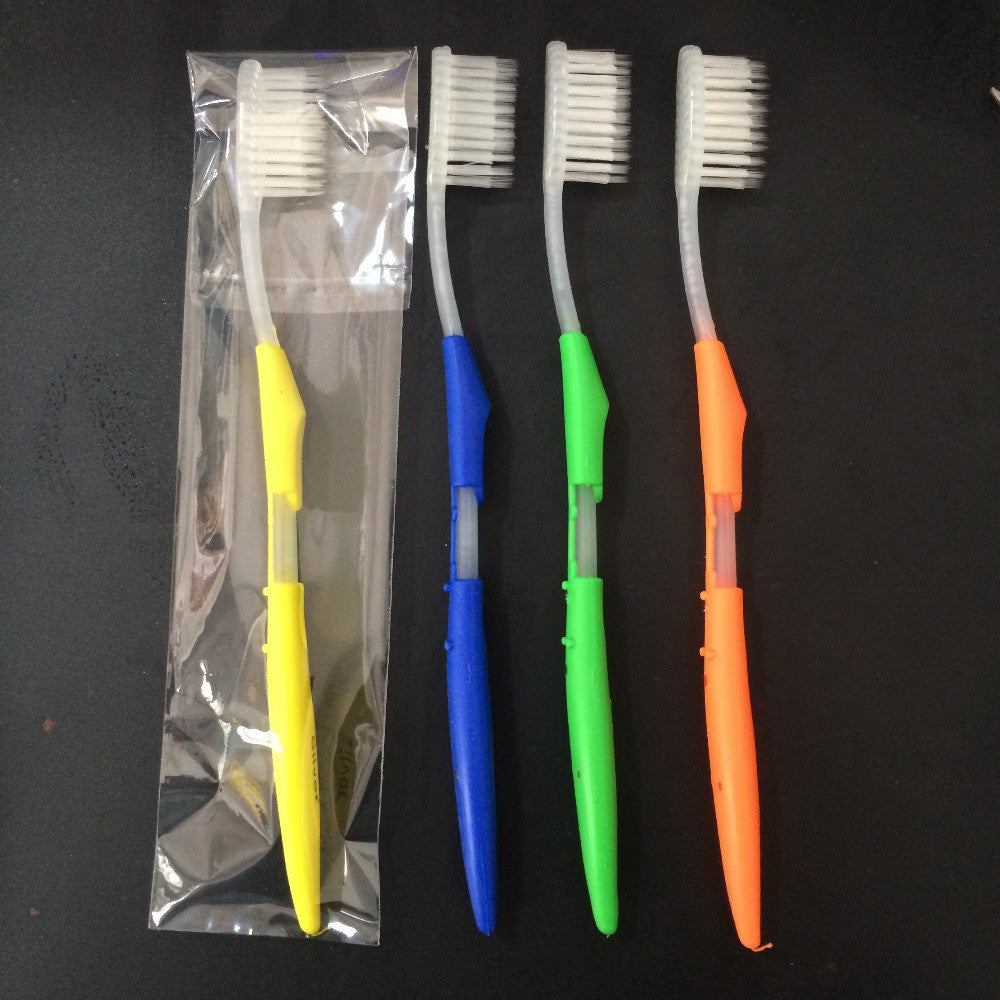 Korean toothbrush Ultra soft gum-protective anion health bamboo charcoal tooth brush 1pcs TB181