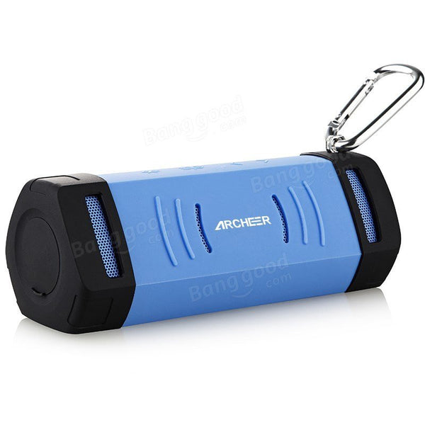 Archeer A210 Outdoor Sport Waterproof Shockproof Bluetooth Speaker For iPhone Smartphone Tablet