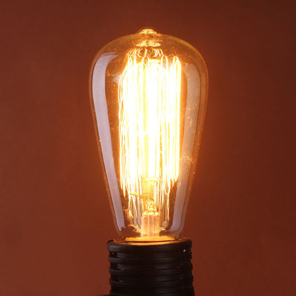 E27 60W Incandescent Bulb 110V or 220V Retro Edison Style Light Bulb