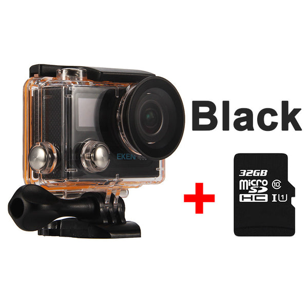 Action camera EKEN H8PRO Ambarella A12 4K 30fps / 1080P 120fps WiFi with remote Dual Screen go sport cam h8 pro