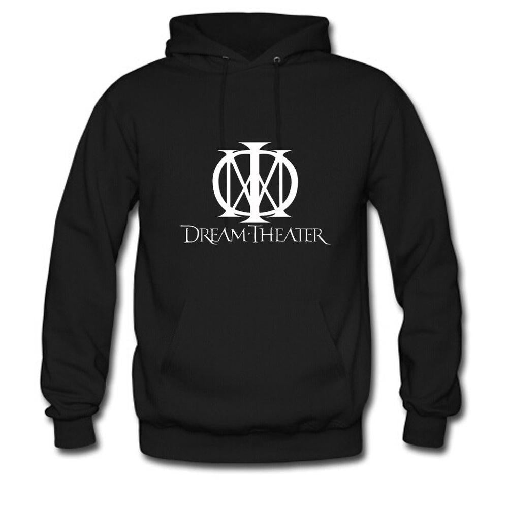 2017 men Unisex Custom Dream Theater Classic Hoodie  High Quality Warm Novelty Hooded Sweatshirts Free Shipping