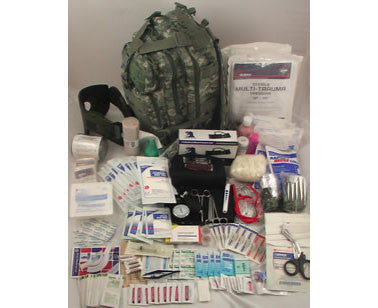 Tactical & Trauma Kits