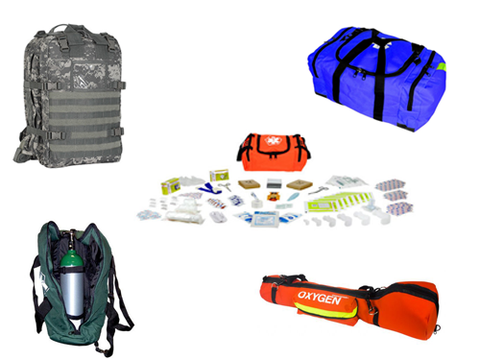 Medical Bags and Kits