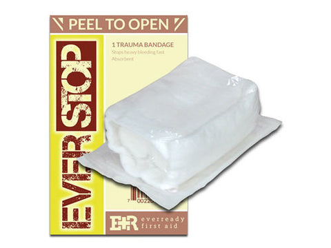 EverStop Blood Stopper Sterile Trauma Bandage - emsexpress.com