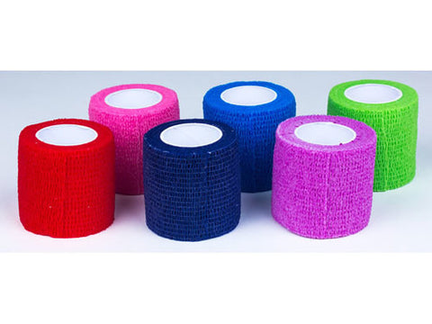 "Self-Adherent Bandage Rolls, 2"" x 5 yd - emsexpress.com"