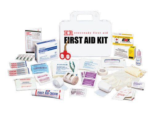 First Aid Kit, 25 Person - emsexpress.com