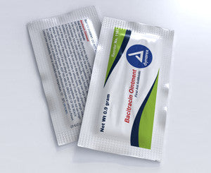Bacitracin Zinc Ointment Packets, 0.9g - emsexpress.com
