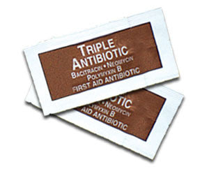 Triple Antibiotic Ointment Packet, 0.9g