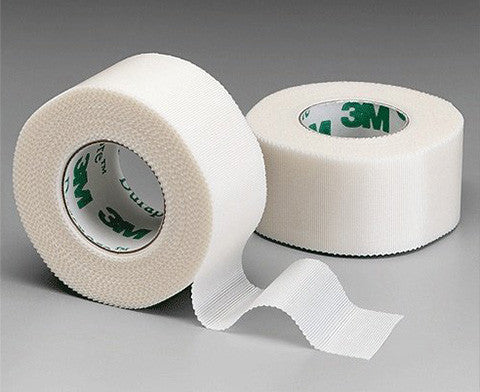 Durapore Surgical Silk Tape, 10 Yards, Box - emsexpress.com