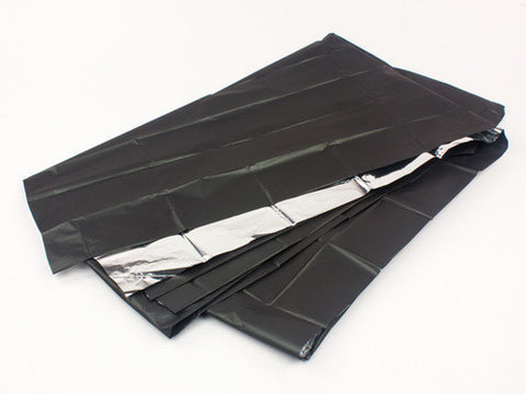 "Emergency Mylar Blanket, 52"" x 84"", Olive Drab - Bag of 10 - emsexpress.com"