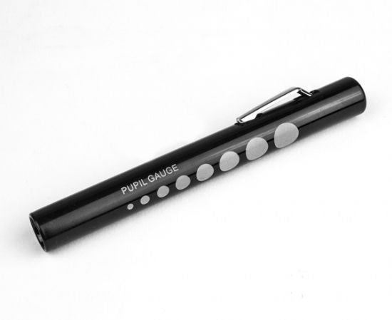 Disposable Penlight, Tactical Black - emsexpress.com