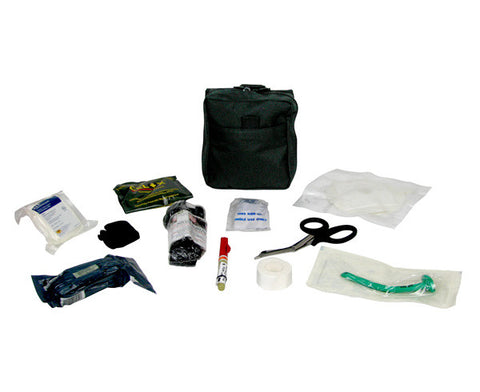 Enhanced Military IFAK First Aid Kit - emsexpress.com