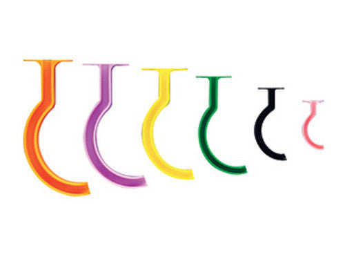 Berman Oral Airway Set, Color Coded, 6 Pack - emsexpress.com