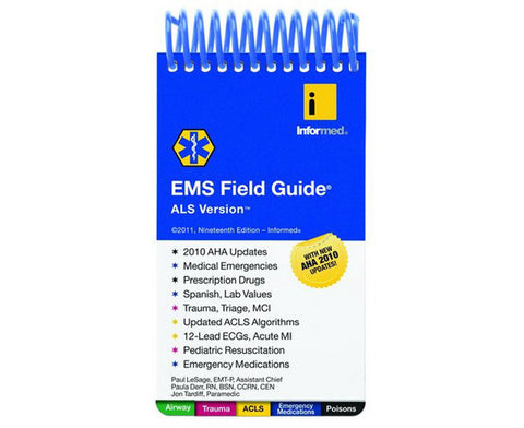 EMS Field Guide, ALS Version - emsexpress.com