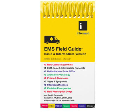 EMS Field Guide, BLS Version - emsexpress.com