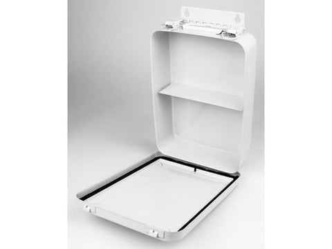 First Aid Kit Case, Metal, #16-H (Horizontal) - emsexpress.com