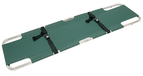 Easy-Fold Plain Stretcher - emsexpress.com