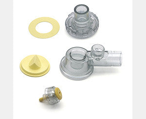 LSR Patient Valve with Relief Valve - emsexpress.com