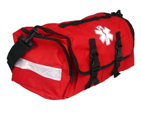 On Call First Responder Trauma Bag With Reflectors - emsexpress.com